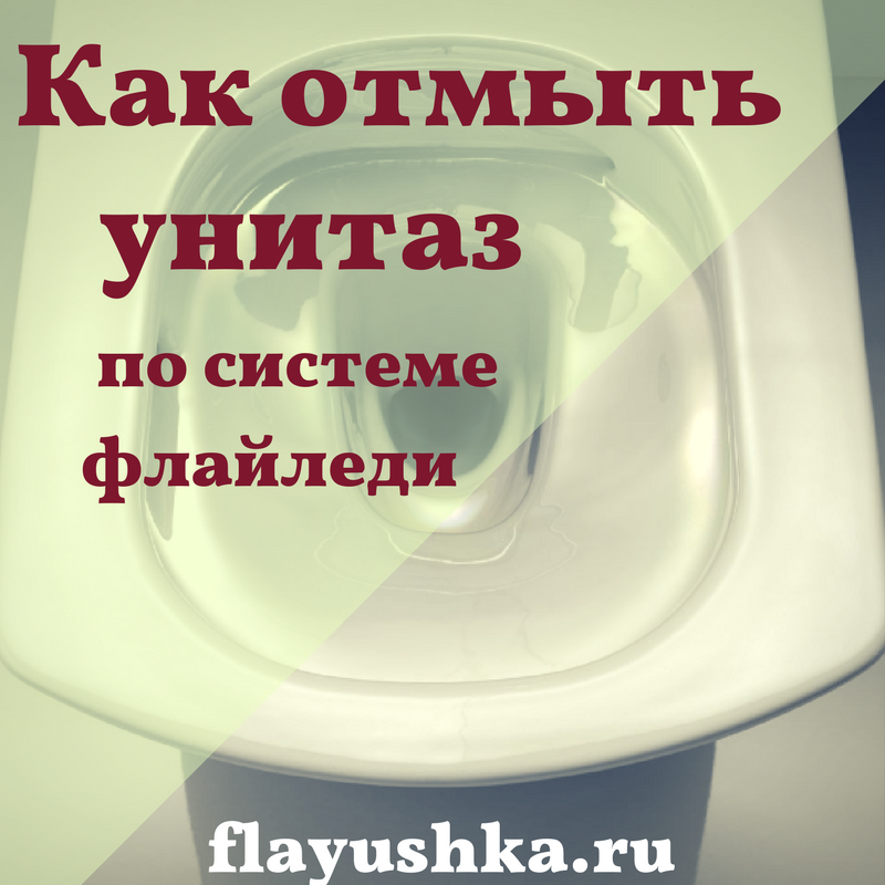 Система флайледи и мытье унитаза